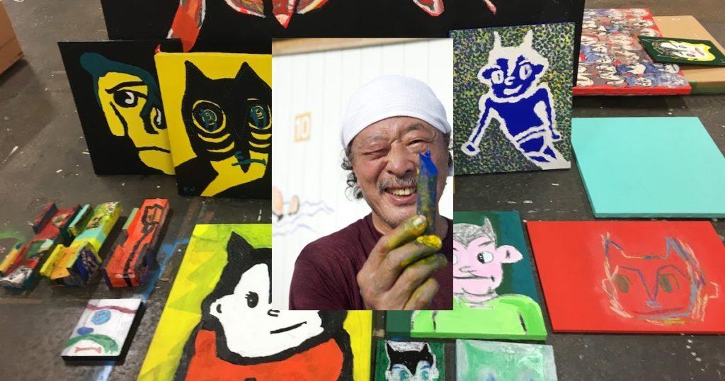黒田征太郎さんが門司港にいる奇跡を多くの人に伝えたい