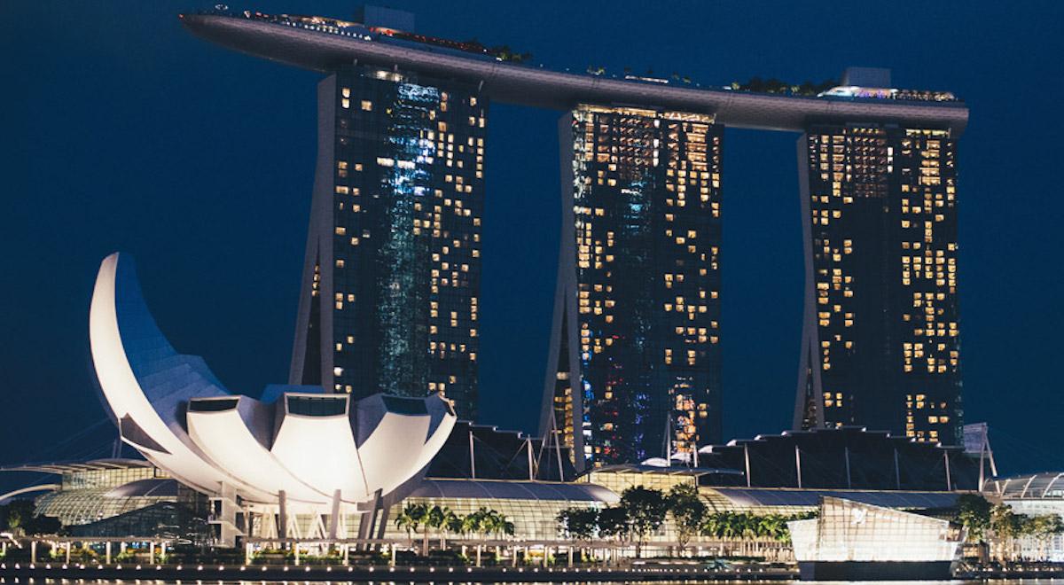 世界の海峡都市 #3 シンガポール