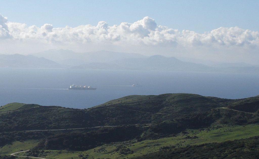 世界の海峡都市 #4 ジブラルタル